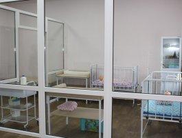 Палата новорождённых/Детская палата