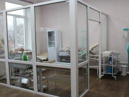 Родильный зал/Смотровой кабинет